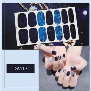 Nail stickers $15 for 4